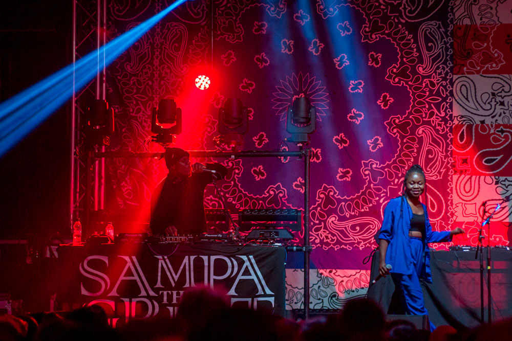 Sampa the Great Interview