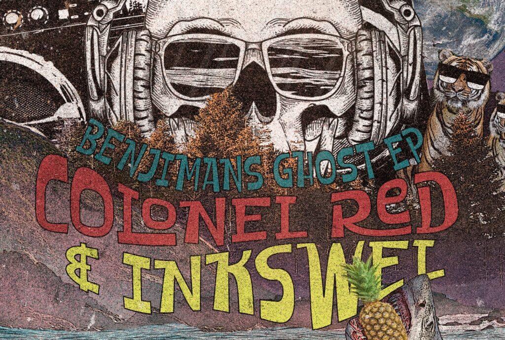 Inkswel & Colonel Red – Benjimans Ghost Vol. 1